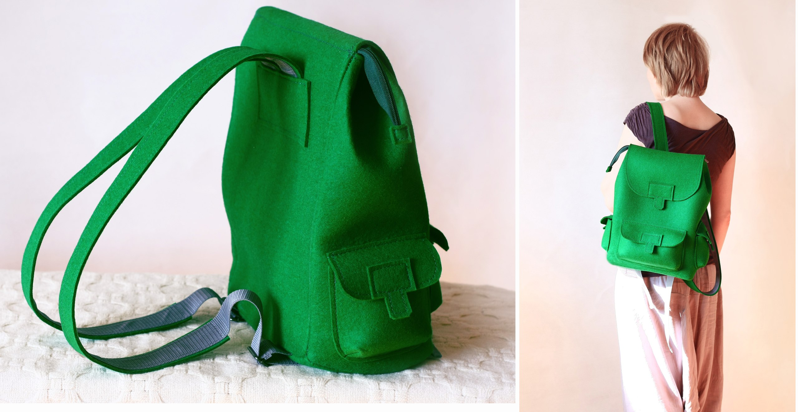 Рюкзак сумка своими руками 46